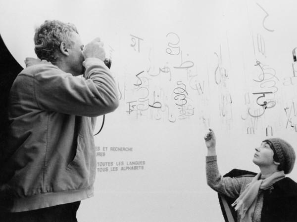 A Torino una mostra sulla storica esposizione Olivetti del 1969 curata da Gae Aulenti
