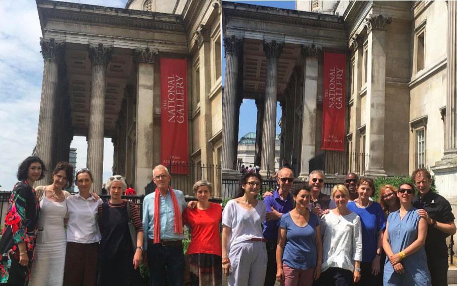 """""""Ci hanno licenziati senza giusta causa"""". 27 educatori museali avviano azione legale contro la National Gallery di Londra"""