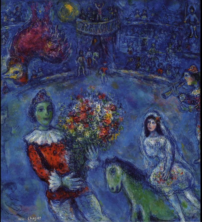 Chagall. Colore e magia: ad Asti una retrospettiva con opere da collezioni private