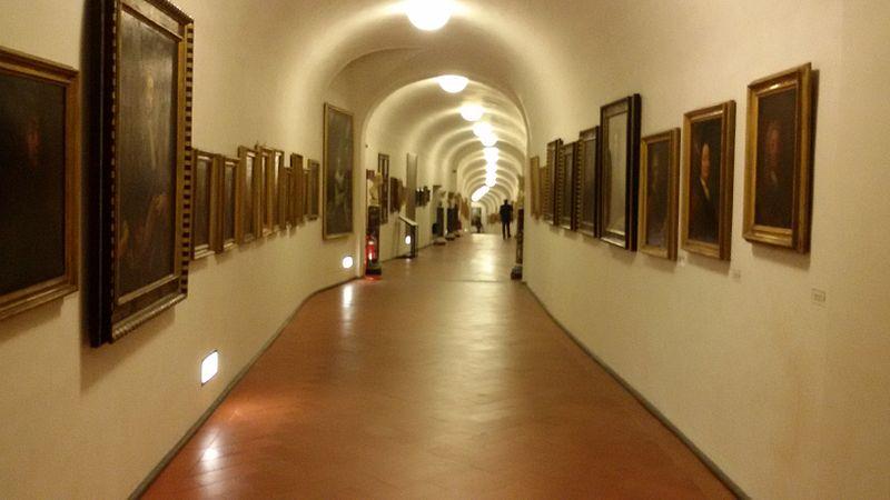 Firenze: il Corridoio Vasariano potrebbe riaprire nel 2020