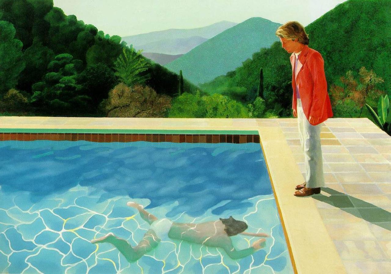 Novanta milioni di dollari (e qualche spicciolo) per un Hockney