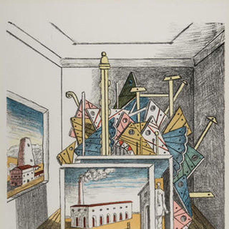 Al Castello di Stenico in arrivo il museo delle stranezze di De Chirico