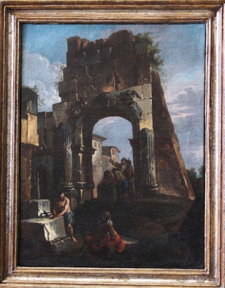 Ritrovato a Londra un dipinto rubato nel 1994