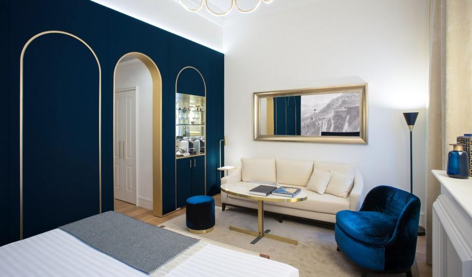La Galleria Russo di Roma apre il Elisabeth Unique Hotel, concept hotel dedicato all'arte