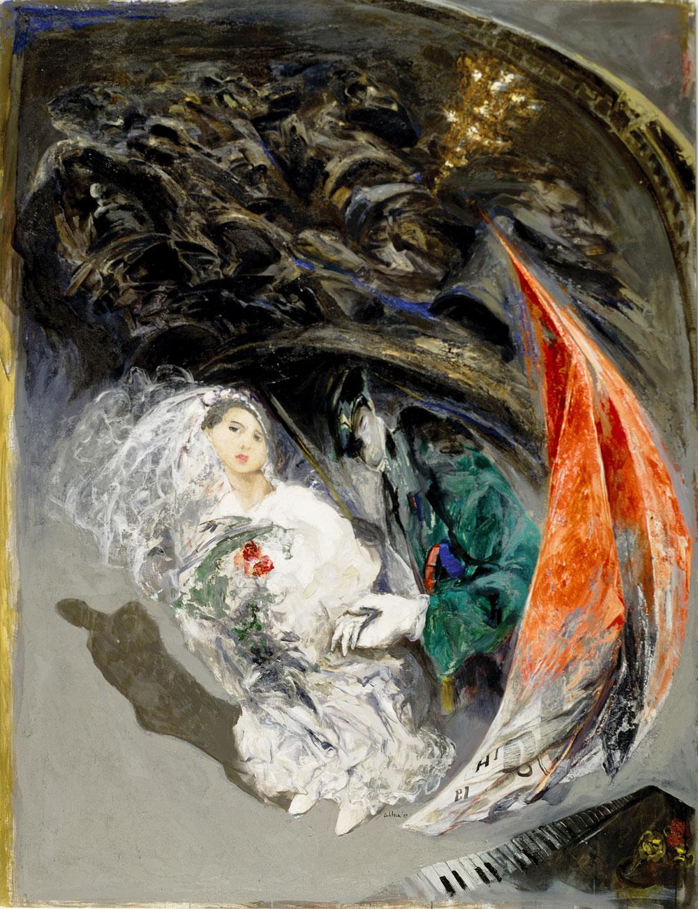 A sessant'anni dalla sua prima personale, Roma omaggia l'arte di Ennio Calabria