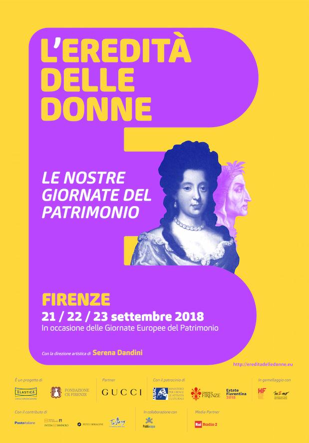A Firenze parte un festival culturale tutto sulle donne. E avrà un'importante sezione sull'arte