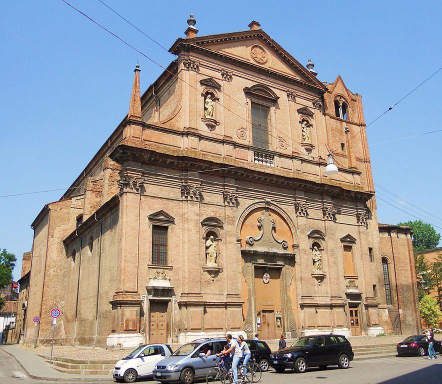 Ferrara, crolla porzione del tetto di San Domenico. Danni per 300.000 euro