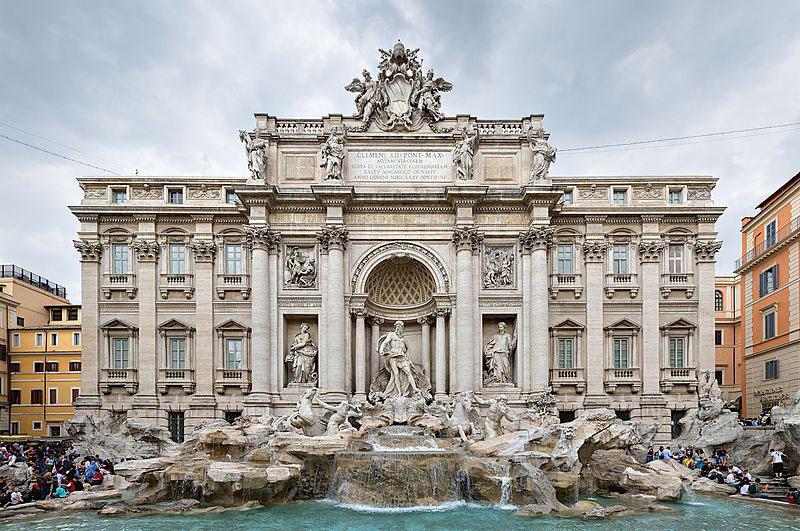 Roma, le monetine della Fontana di Trevi saranno usate per progetti sociali manutenzione. Ma saranno tolte a Caritas