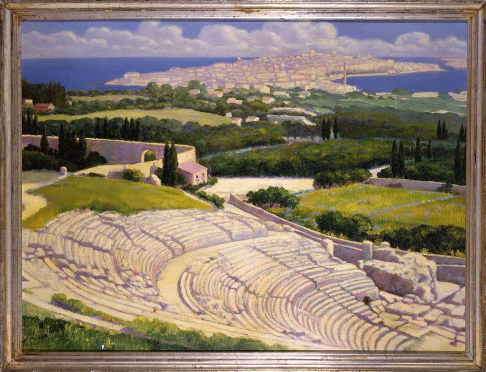 A Palermo la mostra su Francesco Trombadori, maestro siciliano del Novecento