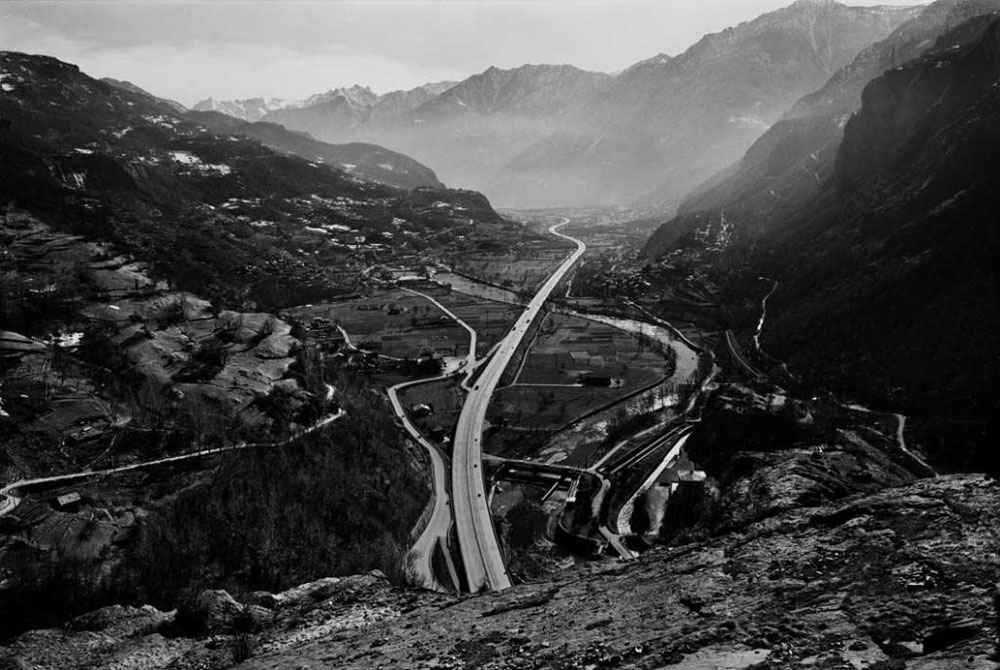 Gabriele Basilico e i suoi scatti dedicati alla città e al territorio in mostra ad Aosta