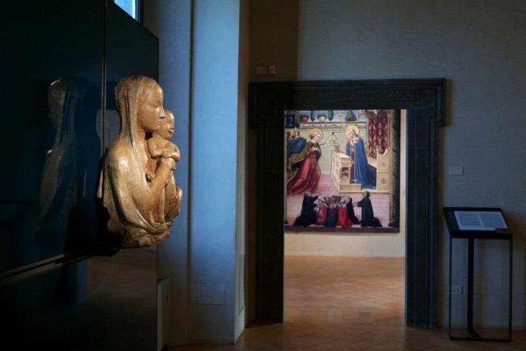 """Perugia: l'""""altra galleria"""" espone i capolavori dai depositi della Galleria Nazionale dell'Umbria"""