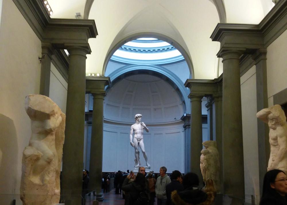 Voci fiorentine: incontri con personalità fiorentine per raccontare le opere della Galleria dell'Accademia di Firenze