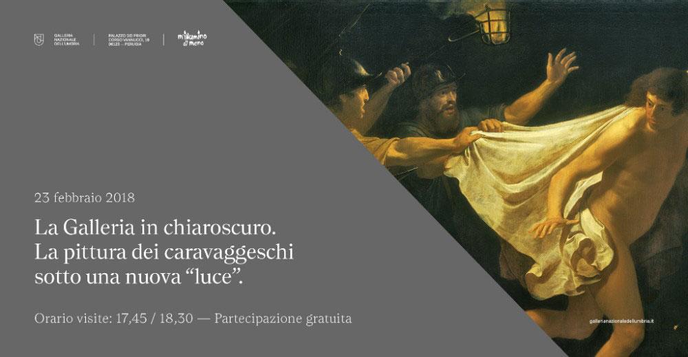 Percorrere la Galleria Nazionale dell'Umbria con l'illuminazione notturna: l'evento il 23 febbraio