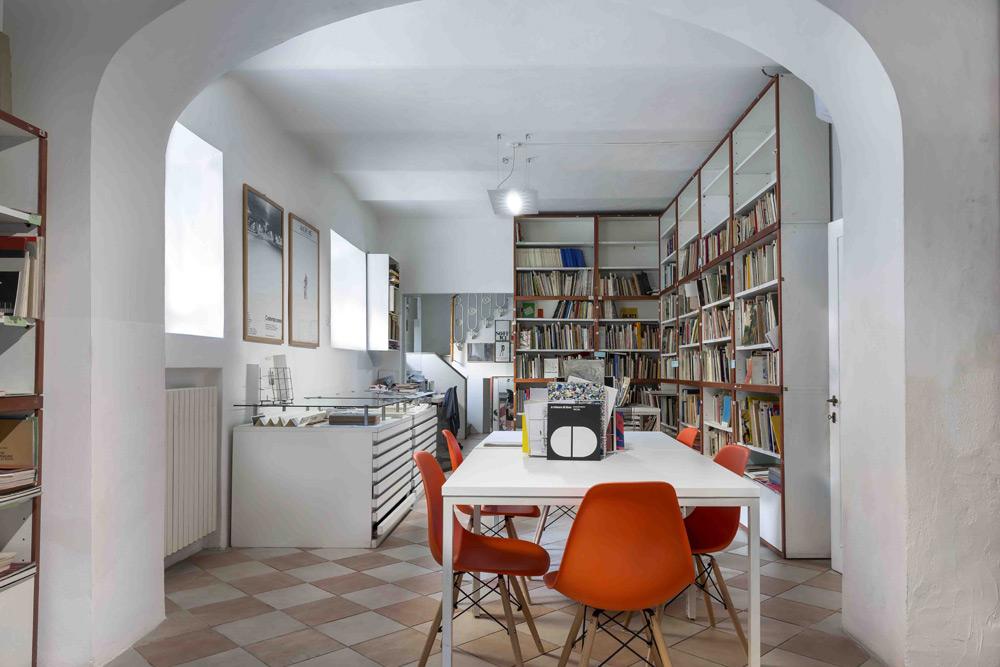 A Firenze apre GalLibreria Centro Di: un nuovo spazio che sarà un po' museo, un po' libreria e un po' casa editrice