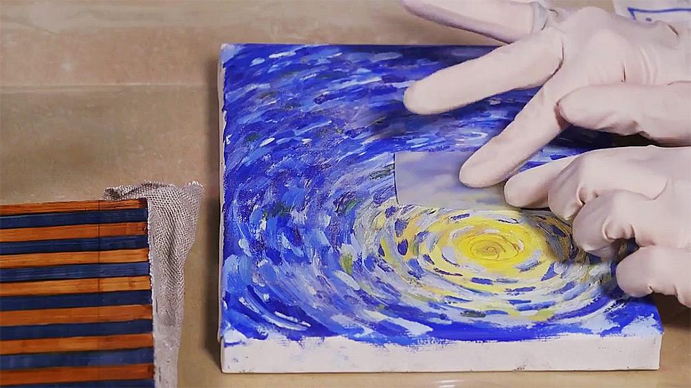 Firenze, inventato il gel per il restauro delle opere d'arte