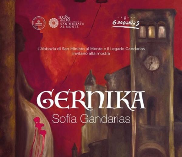 Firenze, per la prima volta l'arte contemporanea arriva a San Miniato al Monte: in mostra le opere di Sofia Gandarias