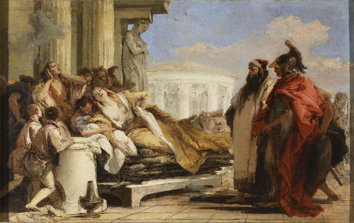 Il Trionfo del Colore: Tiepolo, Canaletto, Guardi e il grande Settecento veneto in mostra a Vicenza