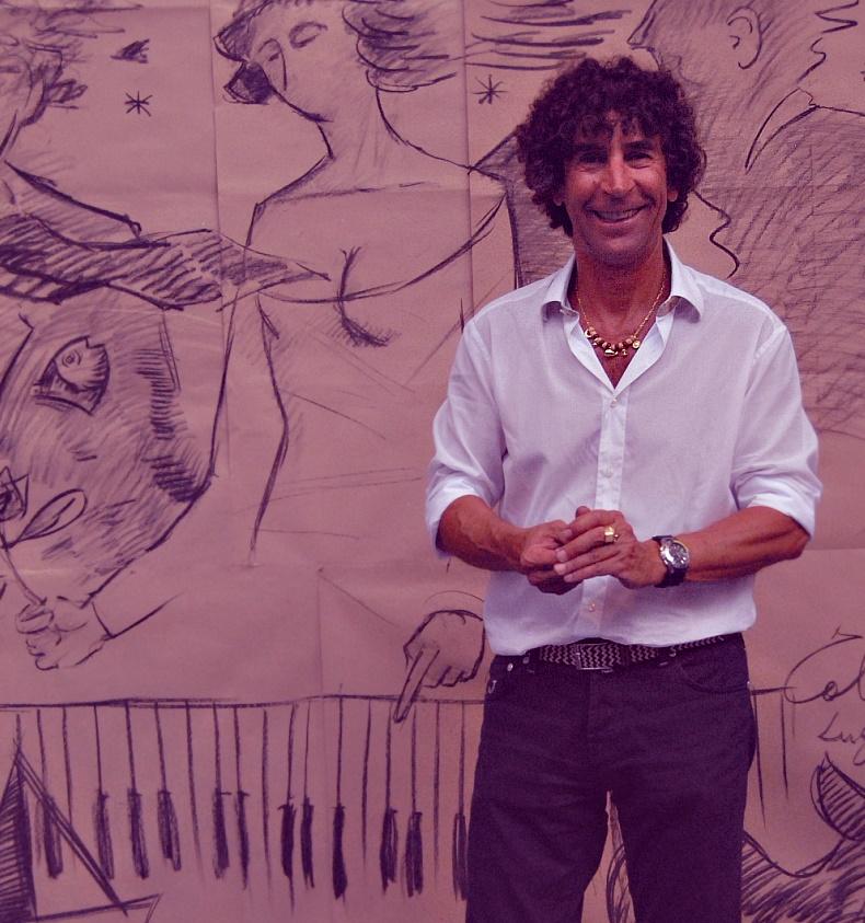 Addio a Giampaolo Talani, l'artista delle partenze