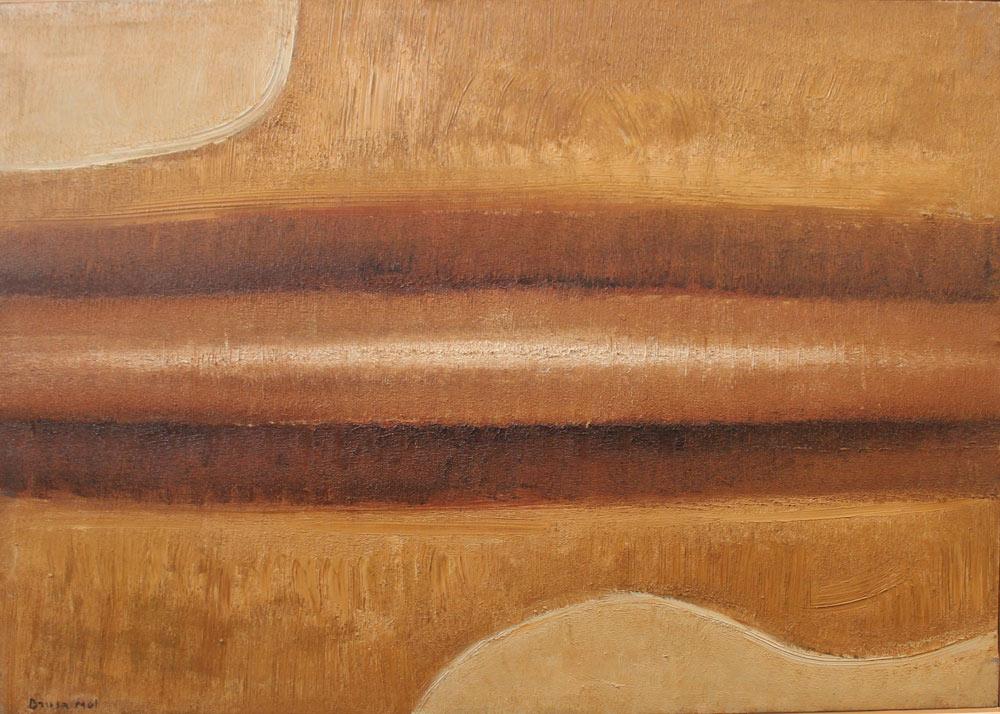 Le opere di Gianni Brusamolino sono in mostra negli spazi del Duomo di Massa