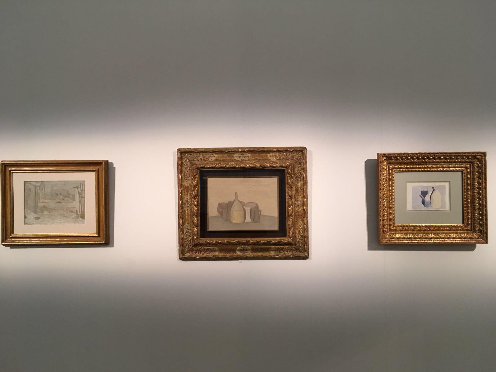 Una sala per Giorgio Morandi nel Museo della Storia di Bologna