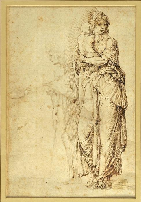 Due nuove acquisizioni per gli Uffizi: disegni di Giovanfrancesco Rustici e Giovanni Catesi