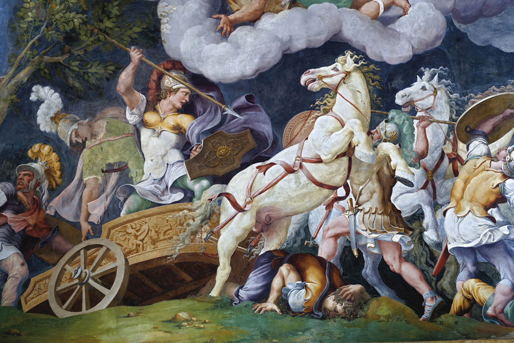 Giulio Romano torna a Mantova. Nel 2019 una grande mostra a Palazzo Ducale ripercorre la sua carriera