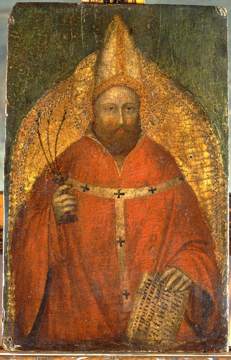 Bologna, rubato dalla Pinacoteca Nazionale importante dipinto trecentesco di Giusto de' Menabuoi