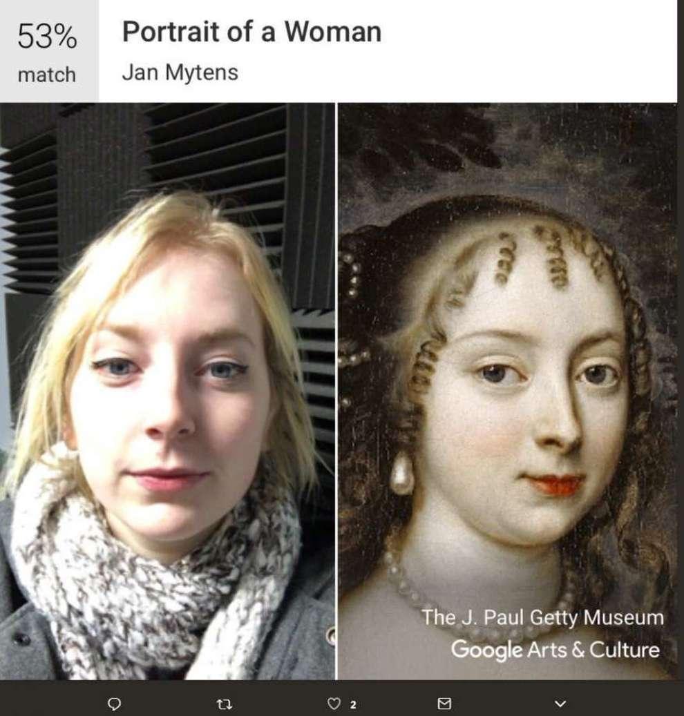 Il selfie? Per Google è un'opera d'arte