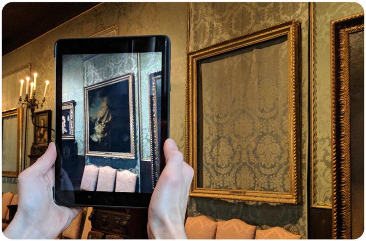 Le opere rubate nel 1990 all'Isabella Stewart Gardner Museum recuperate... virtualmente