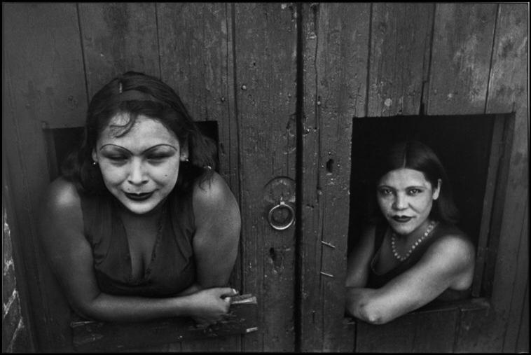 Una mostra su Henri Cartier Bresson alla Mole Vanvitelliana di Ancona
