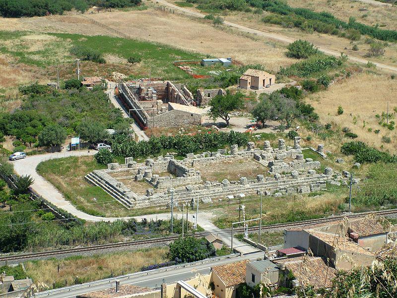 A Himera nel Palermitano c'era una focacceria