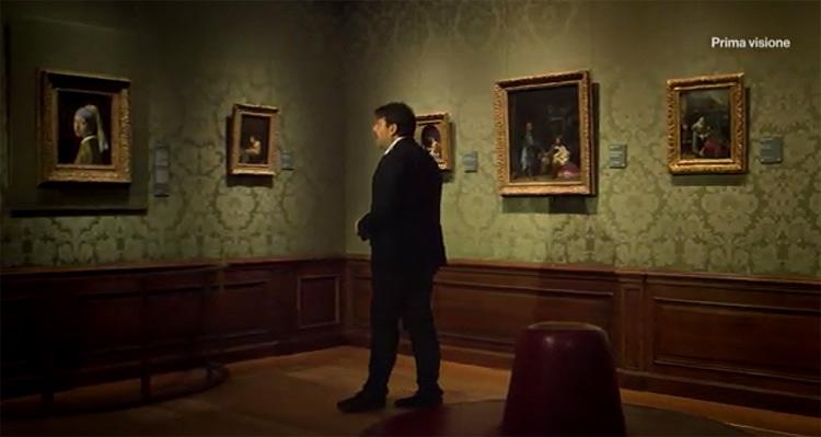 """In arrivo una serie su Vermeer con Tomaso Montanari: s'intitola """"I silenzi di Vermeer"""""""