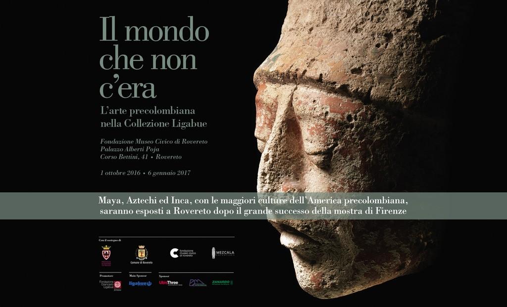 Arriva a Venezia la mostra sull'arte precolombiana della collezione Ligabue