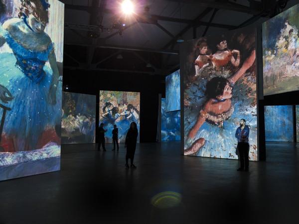 Gli Impressionisti francesi protagonisti di uno show multimediale a Roma