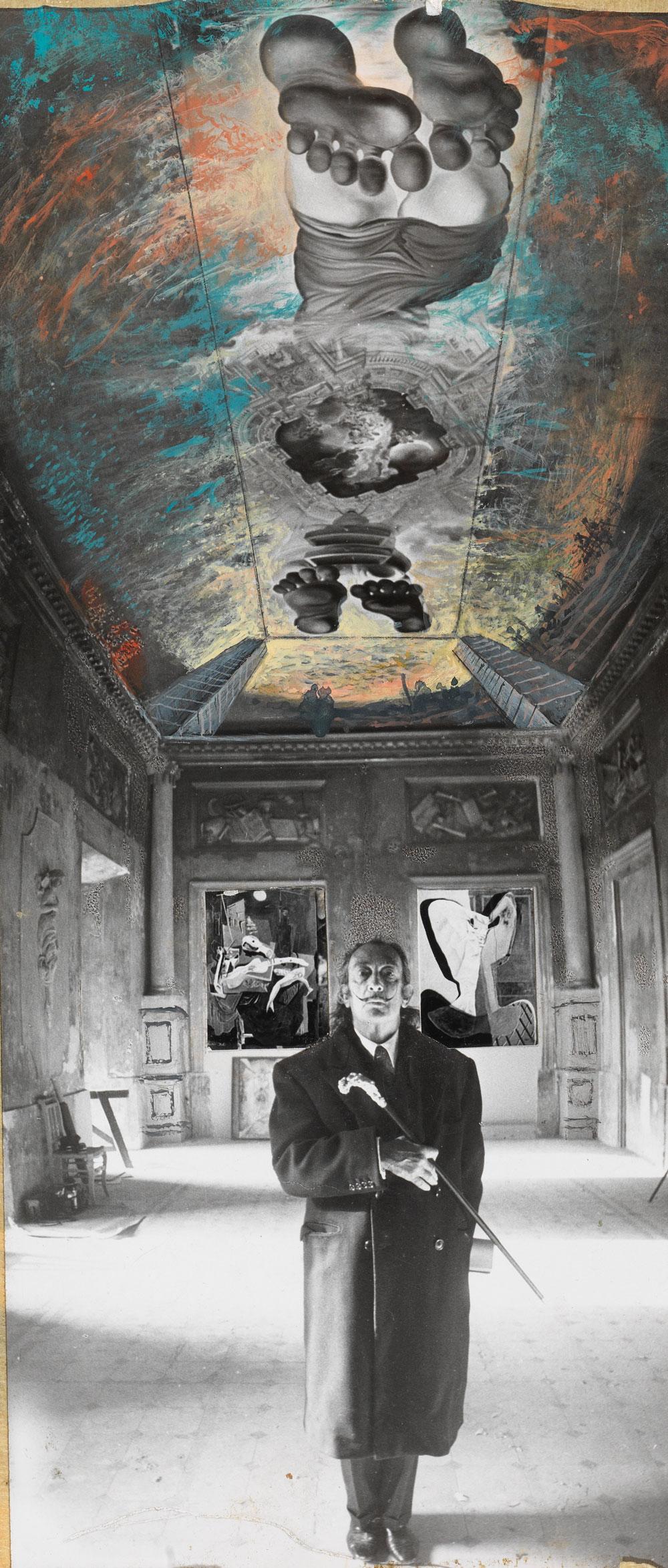 Napoli dedica una mostra a Salvador Dalí