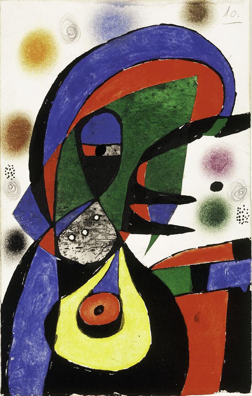 Prorogata fino al 4 febbraio la mostra a Torino dedicata a Miró