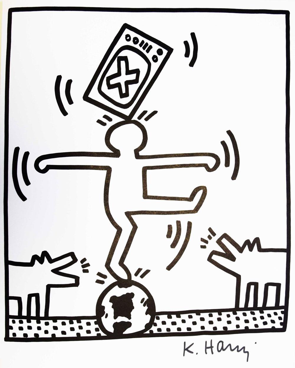 In arrivo Keith Haring alla Pinacoteca Nazionale di Bologna