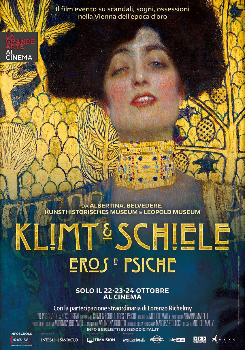 Klimt e Schiele: in anteprima nei cinema il film su scandali, sogni e ossessioni nella Vienna dell'epoca d'oro