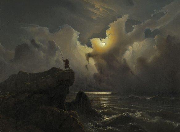 Da Turner a Friedrich, i paesaggi del romanticismo del Nord Europa in mostra in Olanda fino a maggio
