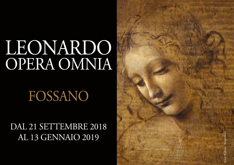 Fossano, apre una mostra di riproduzioni di opere di Leonardo da Vinci, curata da Antonio Paolucci