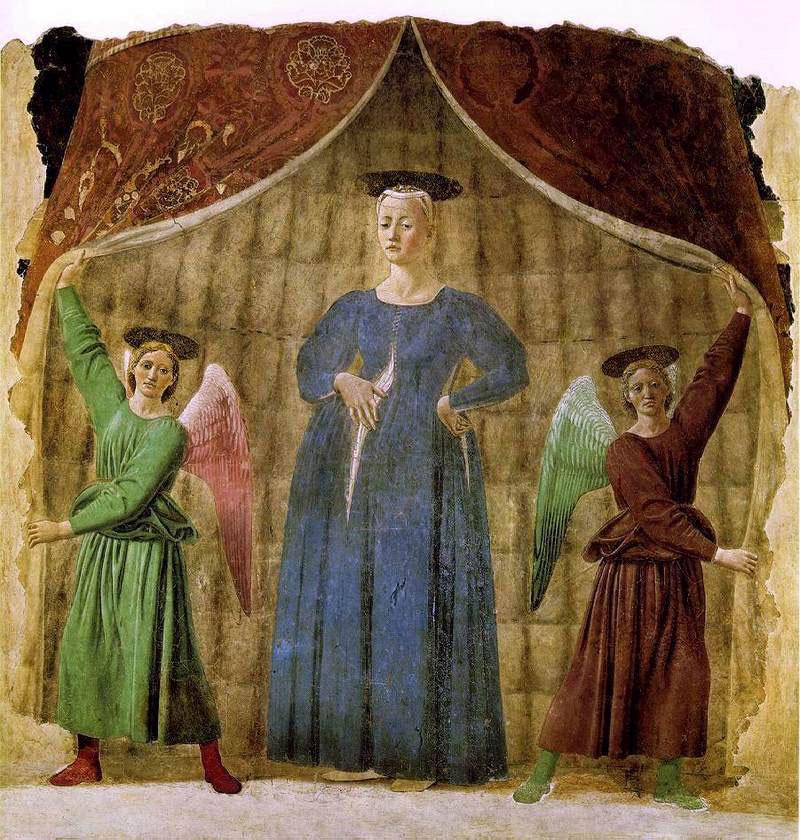 Monterchi: nuovo allestimento per il museo che ospita la Madonna del Parto