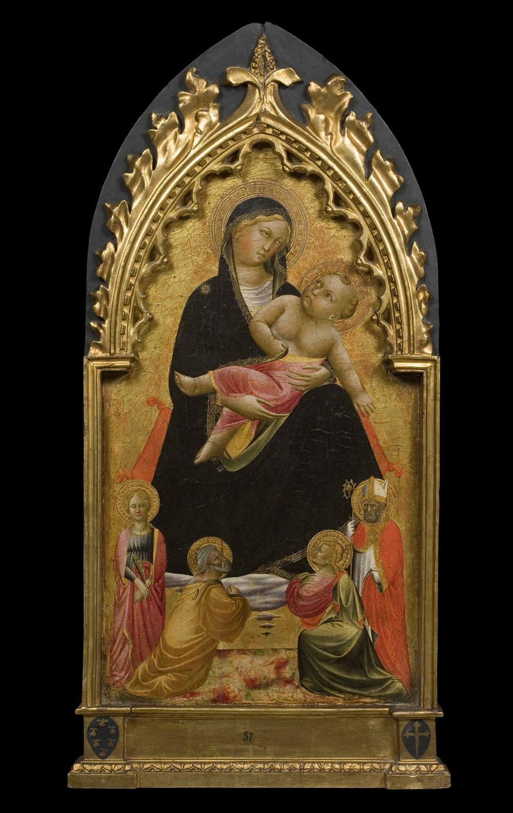 Fondi Oro dalla Svizzera. I carabinieiri recuperano due opere che entrano nella collezione della Galleria dell'Accademia di Firenze