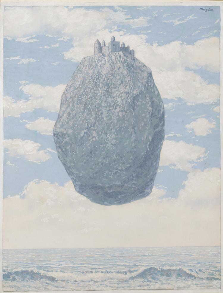 Al MASI di Lugano a breve Magritte. La Ligne de vie.