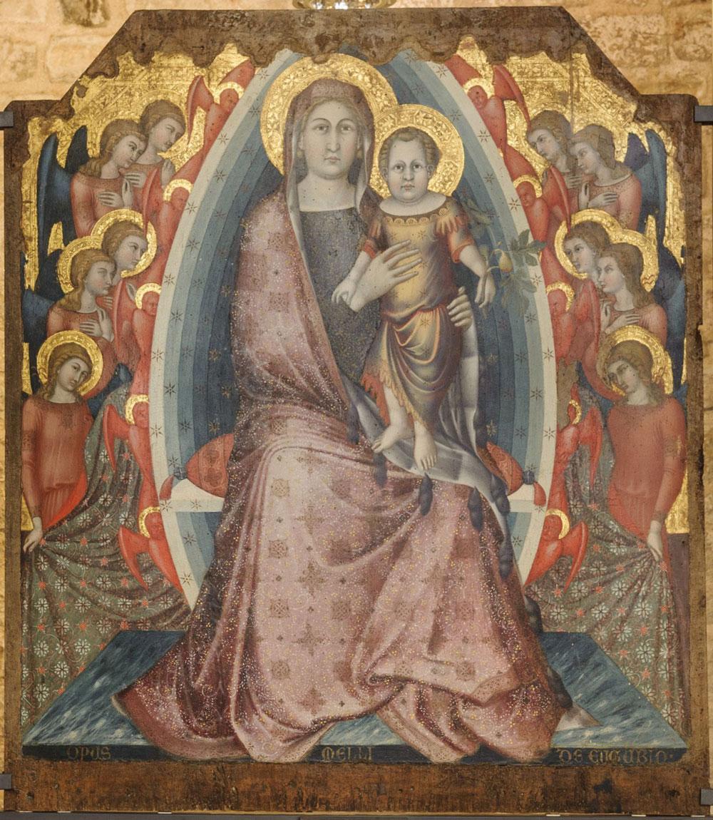 A Gubbio in mostra i tesori d'arte al tempo di Giotto