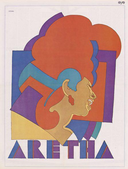 Washington: il ritratto di Aretha Franklin esposto alla National Portrait Gallery