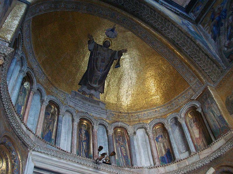 Venezia, finiti i restauri sui mosaici della Basilica di San Marco