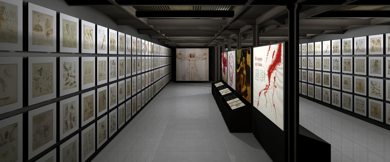 A Madrid una mostra su Leonardo curata da un presentatore di quiz televisivi. Le proteste del mondo scientifico