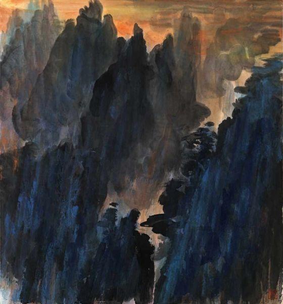 Le montagne di Mao Jianhua in una mostra multisensoriale a Firenze
