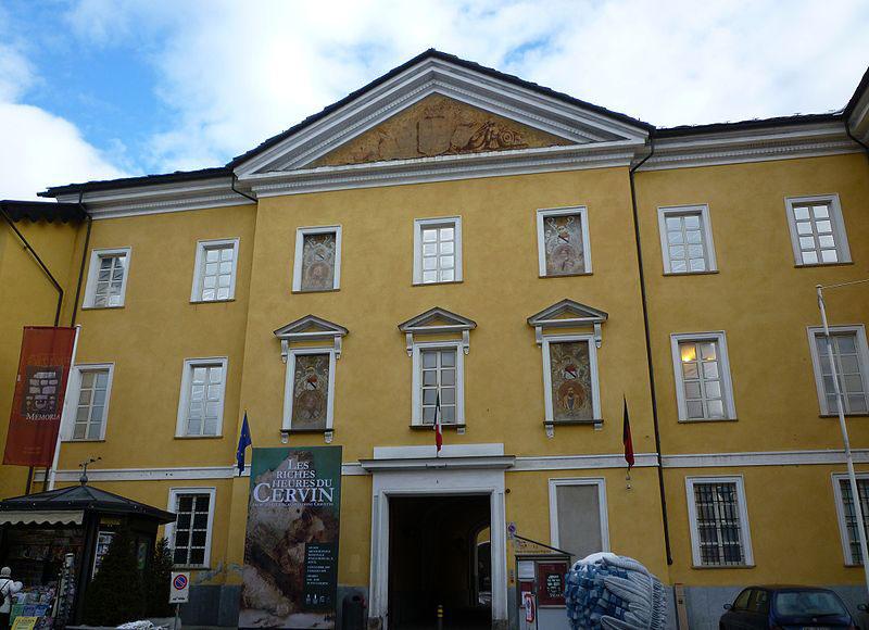 Furto al Museo Archeologico di Aosta