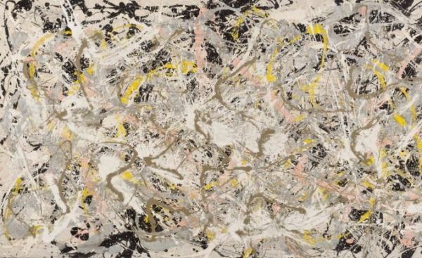A Roma una mostra su Jackson Pollock, al Vittoriano
